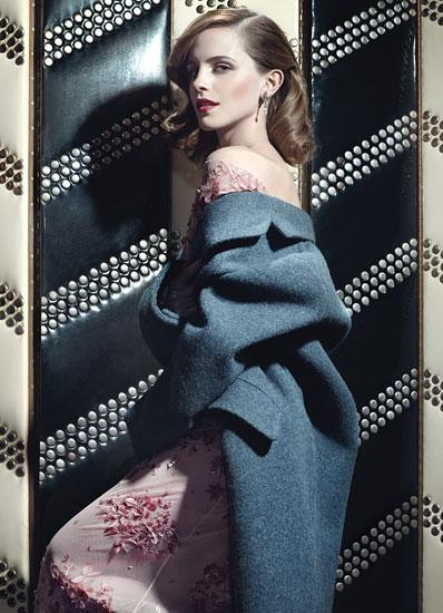 Emma Watson w mag